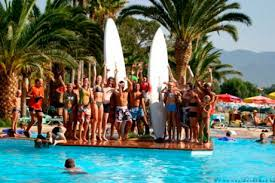 Молодежный отдых в Испании